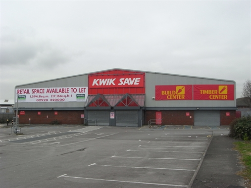 Cardiff, Former Kwik Save, 455 Newport Road - 13,745 SF Out of Town