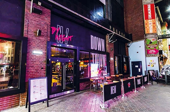 Manchester, Unit 23A, The Printworks - 4,479 SF High Street