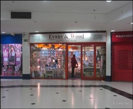 Wolverhampton, Unit 8, Wulfrun Centre - 578 SF Shopping Centre