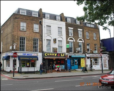London, 114 Camden Road - 405 SF High Street