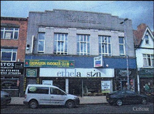 Erdington, First Floor, 193-197 High Street - 3,000 SF High Street