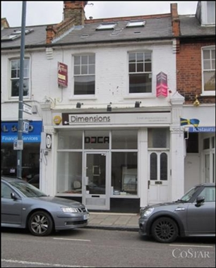London, 107 Sheen Lane - 730 SF High Street