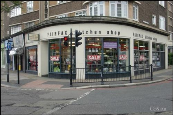 London, 2 Regency Parade, Finchley Road - 305 SF High Street