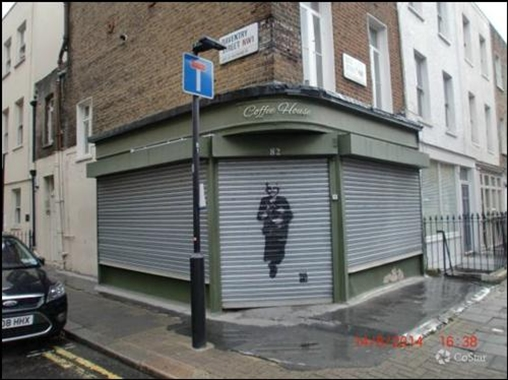 London, 82 Bell Street - 344 SF High Street