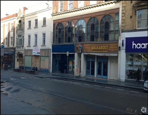 Leicester, 30 - 32 Granby Street - 3,581 SF High Street