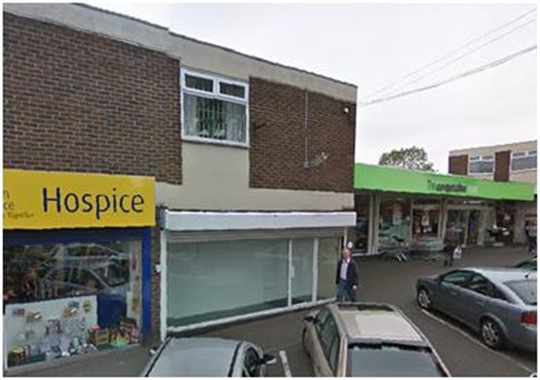 Codsall, 76 Wolverhampton Road - 800 SF Out of Town