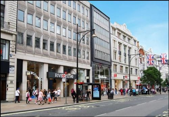 London, 301 - 307 Oxford Street - 5,887 SF High Street