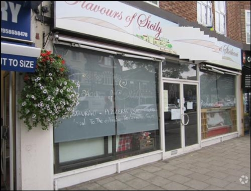 Twickenham, 39 Heath Road - 637 SF High Street