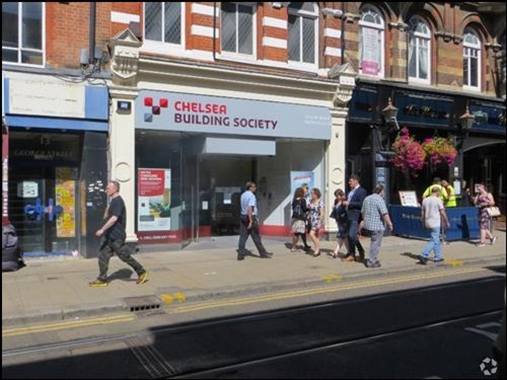 Croydon, 15 George Street - 1,116 SF High Street
