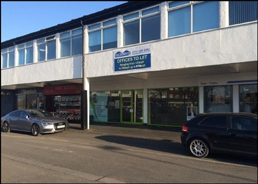 Liverpool, Bleasdale Business Centre - 1,106 SF High Street