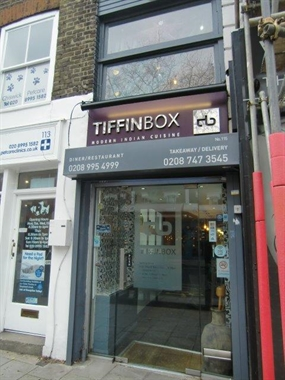 London, 115 Chiswick High Road - 1,030 SF High Street