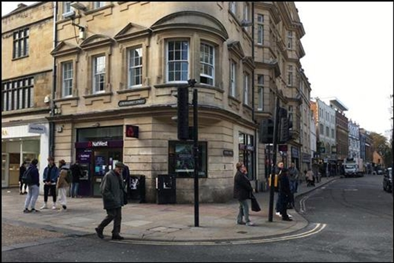 Oxford, St Georges Mansions - 2,639 SF High Street
