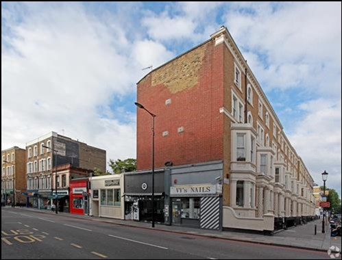 London, 180 - 184 Earls Court Road - 425 SF High Street