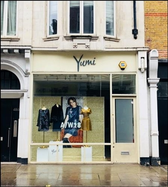 London, 48 Mortimer Street - 451 SF High Street