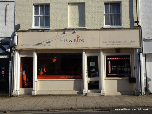 Christchurch, 5 Castle Street - 582 SF High Street