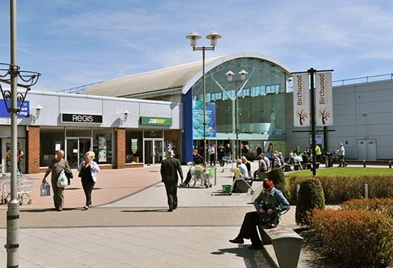 Birchwood, Birchwood Shopping Centre -  Shopping Centre