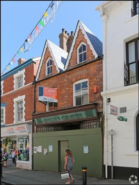 Cardigan, 25 High Street - 1,261 SF High Street