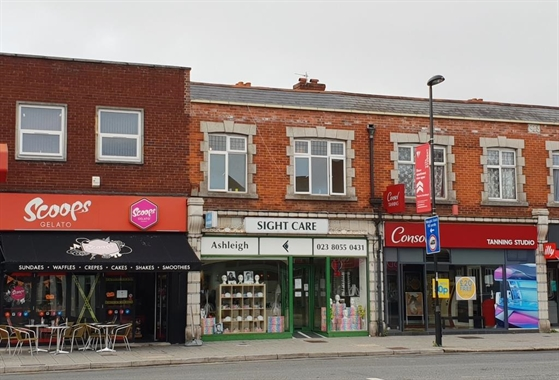Southampton, 255 Portswood Road - 1,006 SF High Street