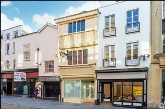 Exeter, 46 High Street - 520 SF High Street