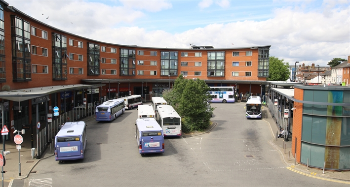 Chelmsford, Unit 7 Park Central - 1,478 SF Shopping Centre