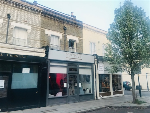 Chiswick, 44 Devonshire Road - 630 SF High Street