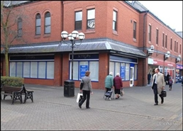 535 SF Shopping Centre Unit for Rent  |  The Galleries Shopping Centre, Wigan, WN1 1AU