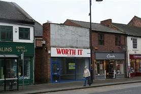 1,200 SF High Street Shop for Rent  |  23A Gowthorpe, Selby, YO8 4HE