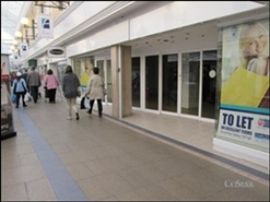 1,547 SF Shopping Centre Unit for Rent  |  8 - 10 Southgate Mall, Scunthorpe, DN15 1FT