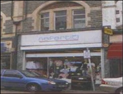 635 SF High Street Shop for Rent  |  86 Holton Road, Barry, CF63 4HE