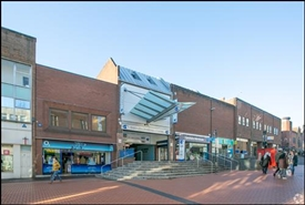 1,423 SF Shopping Centre Unit for Rent  |  Saddlers Centre, Walsall, WS1 1YS