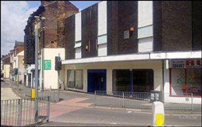1,900 SF High Street Shop for Rent  |  37 Market Street, Stoke On Trent, ST3 1BJ