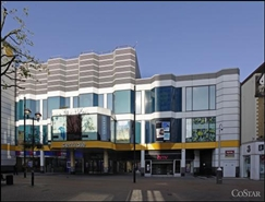 744 SF Shopping Centre Unit for Rent  |  Unit 28, Centrale Shopping Centre, Croydon, CR0 1TY