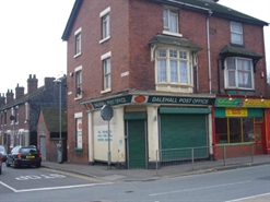 411 SF High Street Shop for Rent  |  185 Newcastle Street, Stoke-on-Trent, ST6 3QJ
