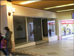 1,542 SF Shopping Centre Unit for Rent  |  The Galleries Shopping Centre, Wigan, WN1 1AT