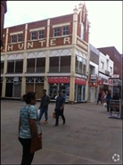 1,025 SF High Street Shop for Rent  |  19E Regent Street, Swindon, SN1 1JL