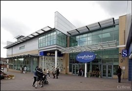 2,764 SF Shopping Centre Unit for Rent  |  Kingfisher Shopping Centre, Redditch, B97 4HD