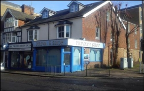 429 SF High Street Shop for Rent  |  1 High Street, Crawley, RH10 1BH