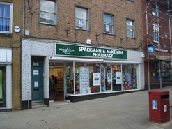2,472 SF High Street Shop for Rent  |  58 High Street, Daventry, NN11 4HU