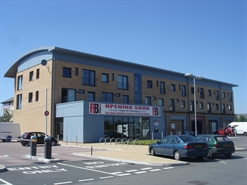 2,025 SF Retail Park Unit for Rent  |  Unit B1 Central Park Drive, Rugby, CV23 OWE