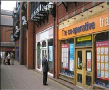 1,123 SF Shopping Centre Unit for Rent  |  The Galleries Shopping Centre, Wigan, WN1 1QF