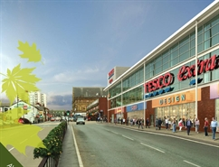 2,000 SF Out of Town Shop for Rent  |  Unit 4, Tesco, Oldham, OL4 2AH