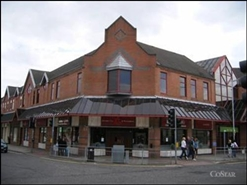 2,103 SF High Street Shop for Rent  |  Unit 1, Bridge Court, Worksop, S80 1DT