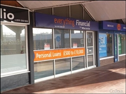 1,049 SF Shopping Centre Unit for Rent  |  Castle Dene Shopping Centre, Peterlee, SR8 1AL