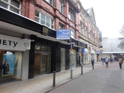 1,611 SF High Street Shop for Rent  |  12 Mealhouse Lane, Bolton, BL1 1DD
