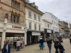 8,910 SF High Street Shop for Rent  |  60 High Street, Stamford, PE9 2AW