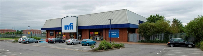 20,229 SF Out of Town Shop for Rent  |  Parkfield Road Units A & B, Stockton-On-Tees, TS18 3DJ