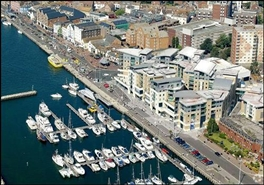 2,098 SF Shopping Centre Unit for Rent  |  D7, Dolphin Quays, Poole, BH15 1HJ