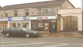760 SF High Street Shop for Rent  |  34 High Street, Doncaster, DN10 6JE