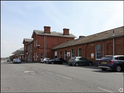 1,407 SF Out of Town Shop for Rent | Grantham Railway Station, Grantham, NG31 6BT