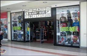 2,260 SF Shopping Centre Unit for Rent  |  Unit 83, The Exchange Shopping Centre, Ilford, IG1 1RS